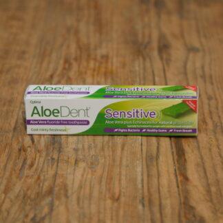 Aloe Dent Fluoride Free Sensitive Toothpaste