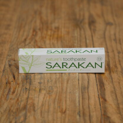 Sarakan Nature's Toothpaste