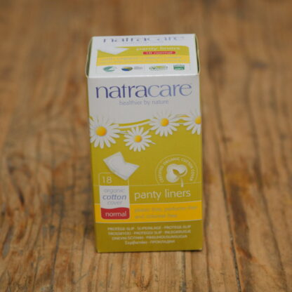 Natracare Panty Liners Normal 18pack