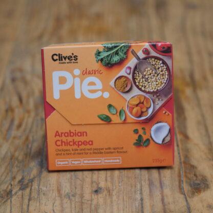 Clive's Arabian Chickpea Pie