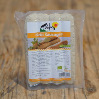 Taifun Grill Sausages 250g