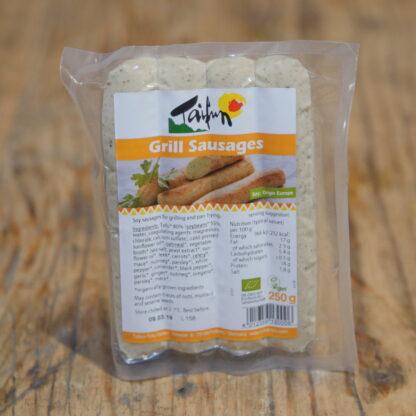 Taifun Grill Sausages 250g