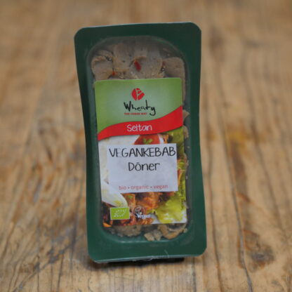 Wheaty Vegan Donor Kebab Pieces