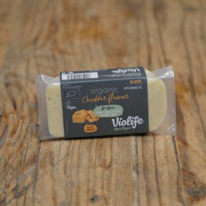 Violife Organic Cheddar Block