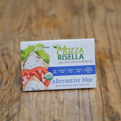 Mozza Risella Vegan Blue Cheese