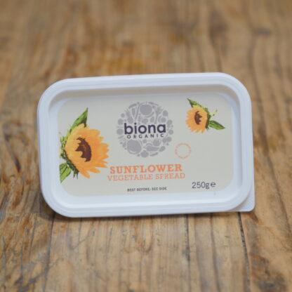 Biona Sunflower Vegetable Spread 250g