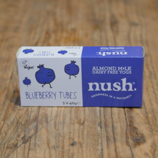 Nush Vegan Blueberry Yogurt Tubes