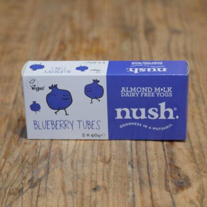 Nush Vegan Blueberry Yogurt Tubes