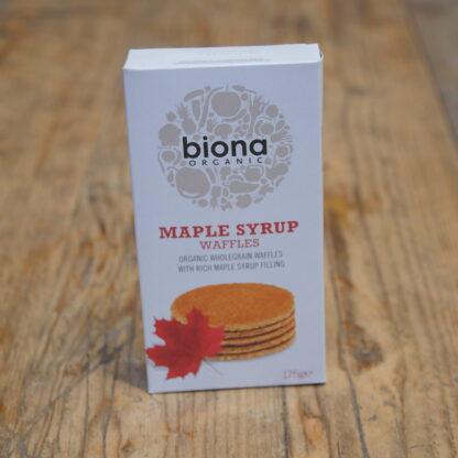 Biona - Maple Syrup Waffles