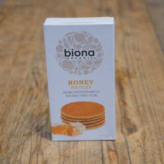 Biona - Honey Waffles