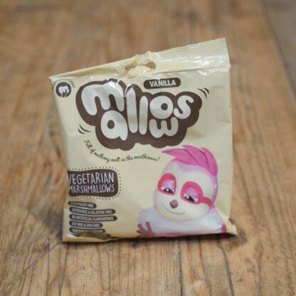Mallows Vegan Marshmallows Vanilla