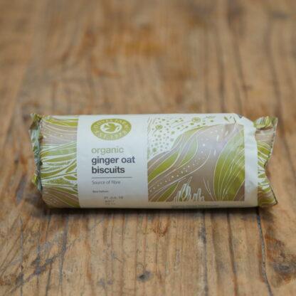 Doves Farm - Ginger Oat Biscuits