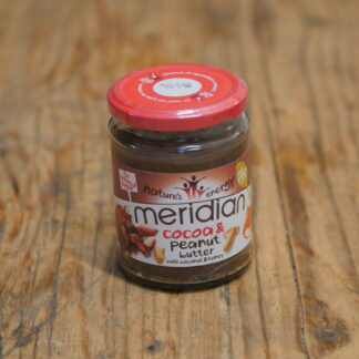 Meridian Cocoa & Peanut Butter
