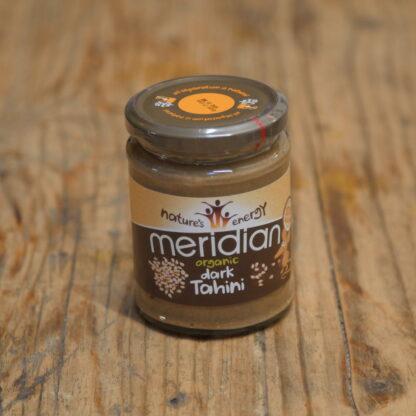 Meridian Organic Dark Tahini 270g