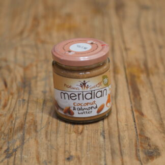 Meridian Coconut & Almond Butter 170g/454g