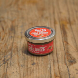 Norty Chai Spiced Peanut Butter