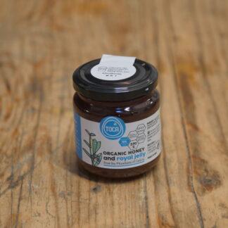 Toca Organic Royal Jelly Honey 270g
