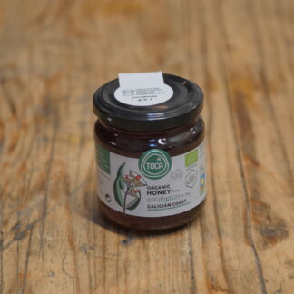 Toca Organic Eucalyptus Honey 270g