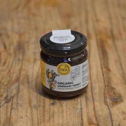 Toca Organic Wild Flower Honey 270g