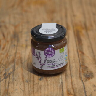 Toca Organic Heather Honey 270g