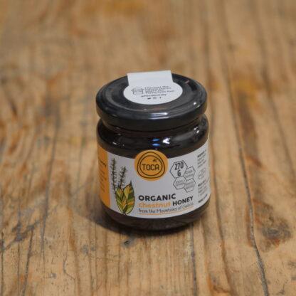 Toca Organic Chestnut Honey 270g