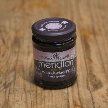 Meridian Organic Wild Blueberry Spread 284g
