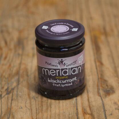 Meridian Organic Blackcurrant Spread 284g