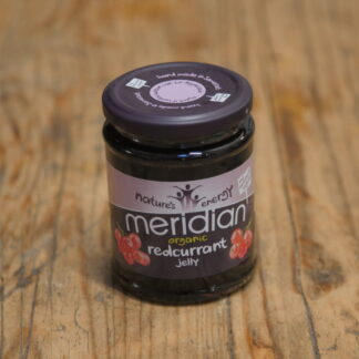 Meridian Organic Redcurrant Jelly 284g
