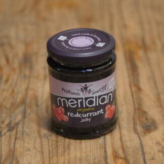 Meridian Organic Redcurrant Jelly 284g
