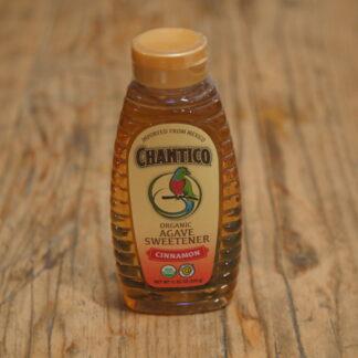 Chantico Organic Agave Syrup Cinnamon