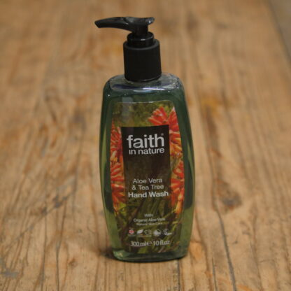 Faith in Nature Aloe Vera & Tea Tree Handwash 300ml