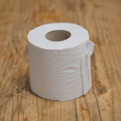 Essential Single Toilet Roll