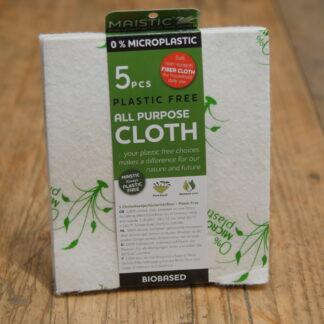 Maistic Plastic Free Cloths 5pack