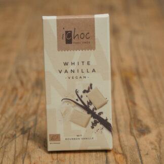 iChoc Vegan White Vanilla Chocolate