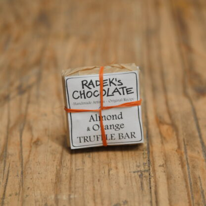 Radek's Almond & Orange Truffle
