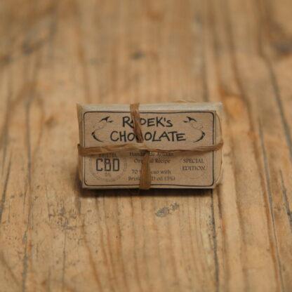 Radek's Bristol CBD Chocolate