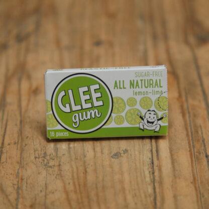 Glee Lemon & Lime Sugar Free Gum