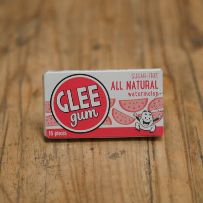 Glee Watermelon Sugar Free Gum