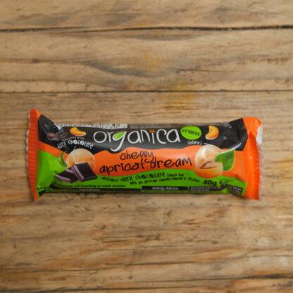 Organica Chewy Apricot Dream 40g
