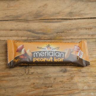 Meridian Peanut Bar 40g