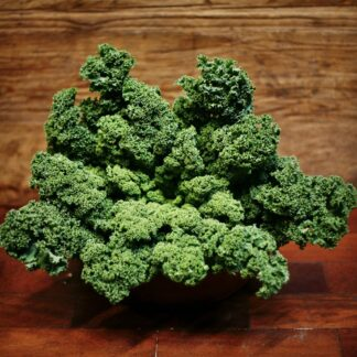 Kale - Green Curly (bunch)