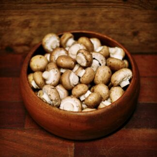 Mushrooms - Chestnut (100g)