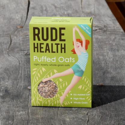 Rude Health - Puffed Oats
