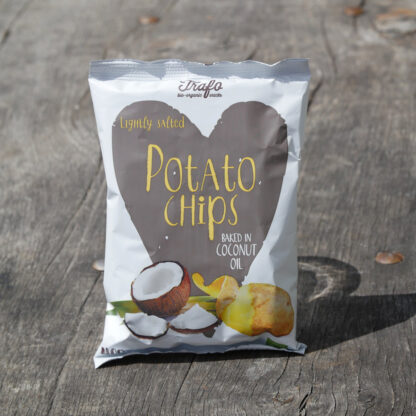 Trafo Potato Chips - Coconut Oil (40g)