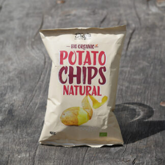 Trafo Potato Chips - Natural