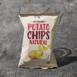 Trafo Potato Chips - Natural